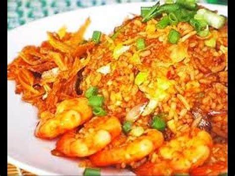 youtube membuat nasi goreng video resep masakan cara membuat nasi goreng jawa spesial