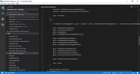 format file in visual studio code visual studio code的c c extension五月份更新 c