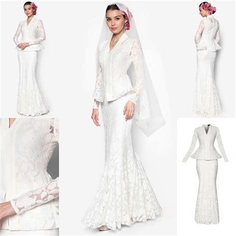 Baju Pengantin Wedding Dress Clwd129 baju pengantin terkini 2016 2017 rizalman bridalwear hydrangea flare kebaya fesyen trend