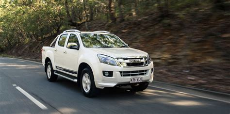isuzu dmax 2015 isuzu d max x runner limited edition launches in australia