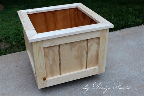 Patio Planter Box Plans by Diy Planter Box Pdf Woodworking
