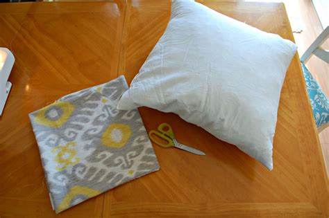 easy diy pillow covers miss frugal fancy