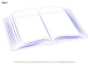 do you doodle drawing book learn how to draw an open book everyday objects step by