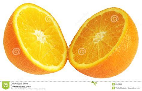 imagenes de uñas pintadas ala mitad naranja dividida por la mitad imagen de archivo imagen