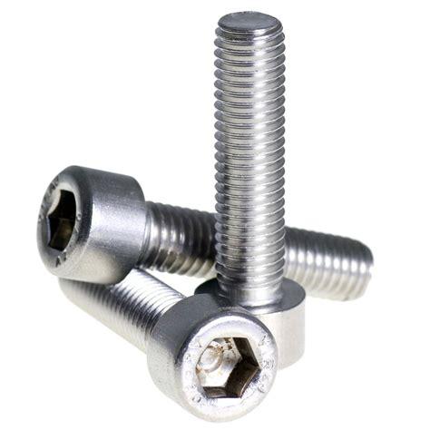 Sdw Countersunk 14 X 14 X 50 m4 x 14 stainless allen bolt socket cap screws 20 pack ebay