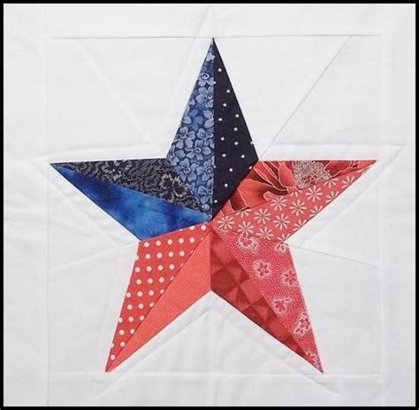 Five Pointed Quilt Pattern by 56 Best Images About Quilts Paper Piecing On