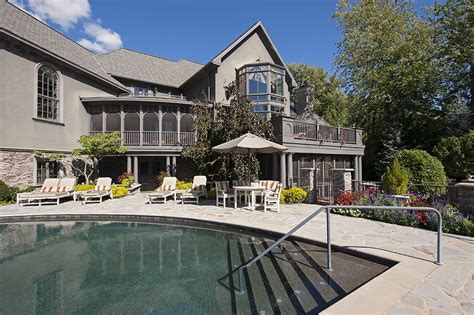 upscale lakefront homes grand rapids west mi custom