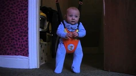 Bounce Baby Out The Door by Baby Door Bouncer Time