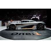 Koenigsegg One 1 – Get Ready To Feel The Speed