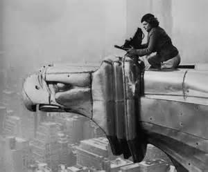 Margaret Bourke White Chrysler Building Anthony Luke S Not Just Another Photoblog