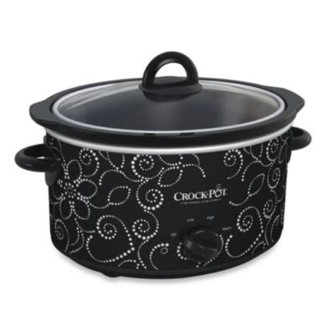 buy crock pots from bed bath beyond
