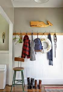 Entryway Bench With Baskets How To Fake An Entryway When You Absolutely Don T Have One