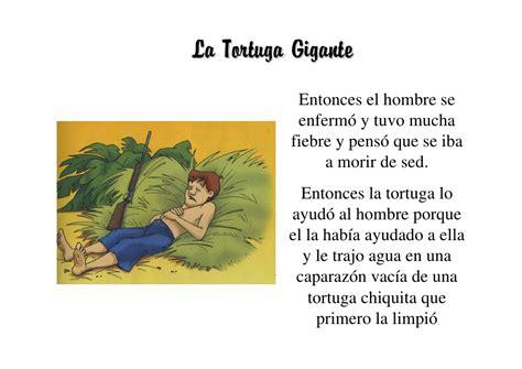 libro minicuentos de tortugas y la tortuga gigante 2b
