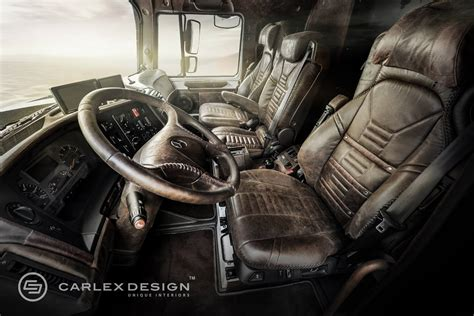 Luxury Car Garage Design mercedes zetros gets desert themed luxury interior from