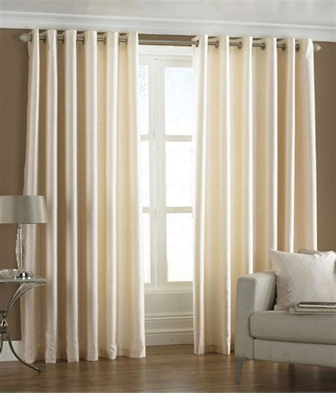 skylight curtains homefab india set of 2 window eyelet curtains buy