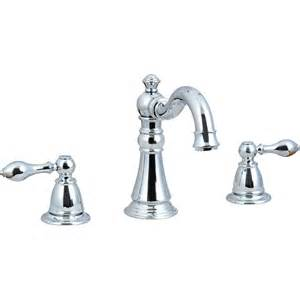 bathroom vanity sink widespread lavatory faucet chrome