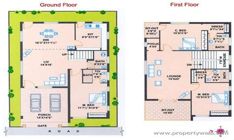 Plan West Facing House Vastu Shastra For Home West Facing Vastu Plans For House
