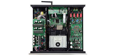 dmc  digital  center cary audio