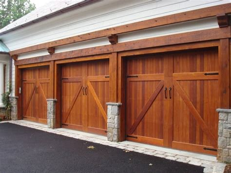 Barn Garage Door Garage Doors Traditional Garage Dc Metro By Clingerman Doors Custom Wood Garage Doors
