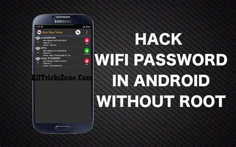 get wifi password from android 100 working 3 best wifi hacking apps for android without root guide