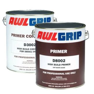 boat paint application awlgrip high build epoxy primer professional application