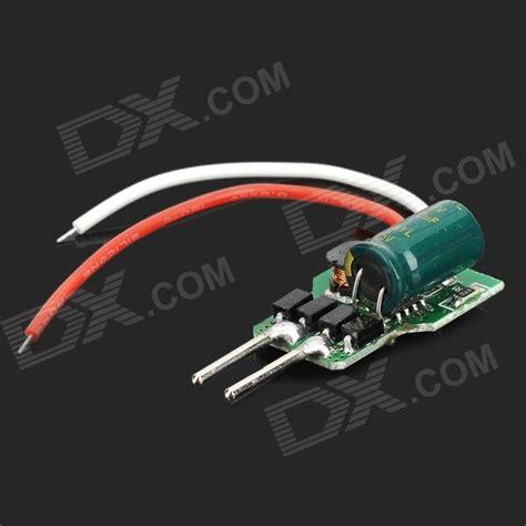 capacitor for led 12v mr16 7w 12v capacitor power supply for 4 7 x leds green black free shipping