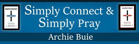 simpli connect archie buie official author website