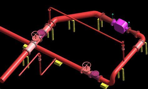 3d design engineering adalah mesin dan mold desain desain sistem pipa untuk pompa