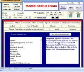 Printable mini mental status exam mental status exam