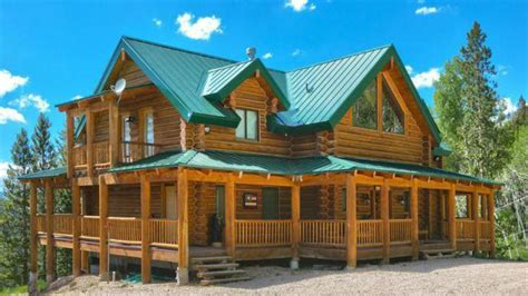 Modern Home Design Utah by Grain Of Truth 8 Log Cabins That Will Floor You Realtor
