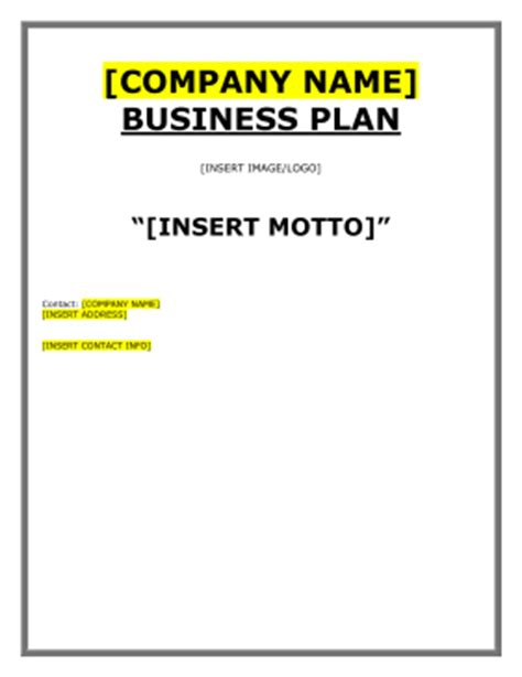 business plan template for service company gutter cleaning services business plan
