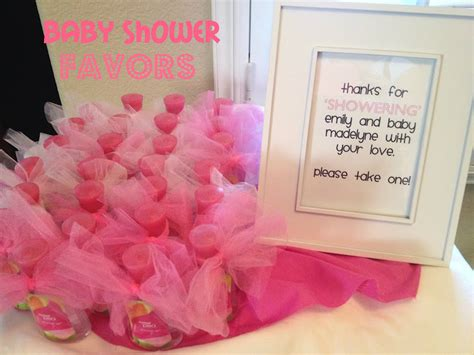 baby shower favors marci coombs baby shower favor idea