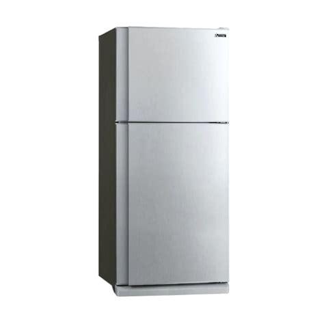 Kulkas 2 Pintu Anti Salju jual mitsubishi mrf51hhsn kulkas 2 pintu silver khusus jadetabek harga kualitas