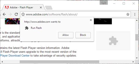 chrome flash doesnt work how to enable click to play plugins in chrome