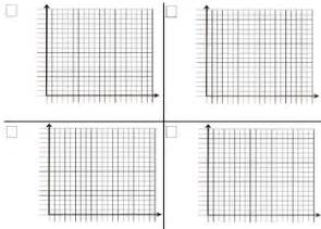 How To Make A Scatter Plot On Paper - scatter plots graphic organizer work paper template iep