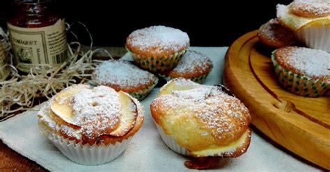 recetas de cocina magdalenas magdalenas rellenas de mermelada recetas de cocina