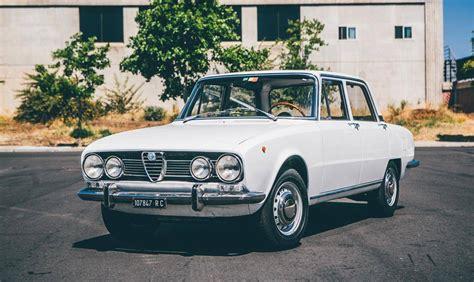 Alfa Romeo Berlina For Sale by 1970 Alfa Romeo Berlina For Sale 1873509 Hemmings Motor