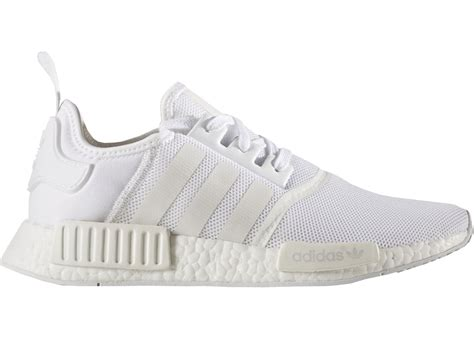 Sepatu Adidas Nmd R1 White adidas nmd r1 white