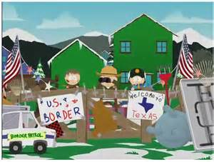 Southpark Tx South Park Plays Texans Vs Mexicans Doslives