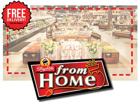 shoprite from home grocery shop without leaving residebpg