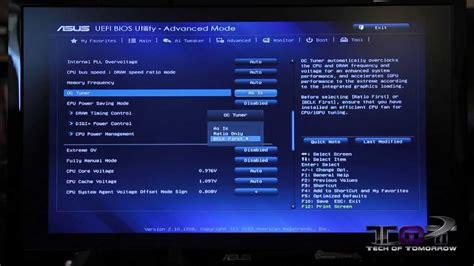 Asus Laptop Bios Password Removal Tools asus z87 uefi bios tour walkthrough haswell