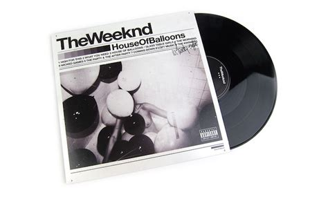 the weeknd house of balloons album the weeknd s house of balloons gets official vinyl release