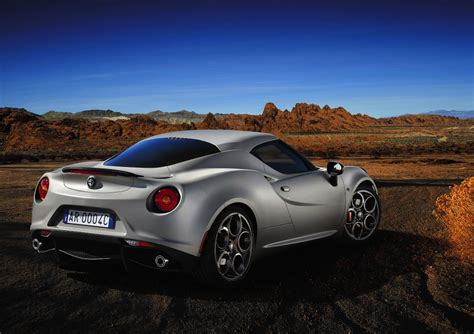 maserati considering new alfa 4c based sports car rumour