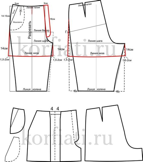 pattern drafting jeans 611 best images about costura on pinterest moda sewing