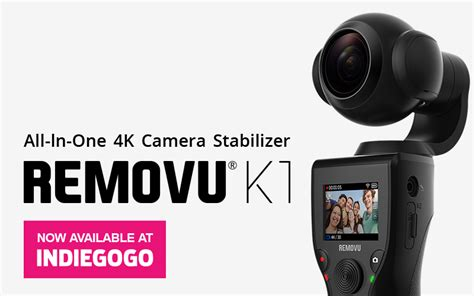 Camera Giveaway India - removu k1 all in one 4k camera stabilizer giveaway contest wingo
