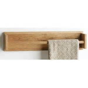 Bathroom Towel Shelf Wood » Home Design 2017