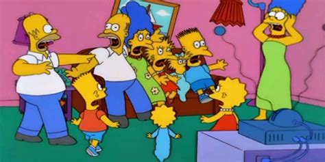 every simpsons couch gag watch all 554 the simpsons couch gags playing at once is hell