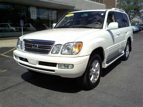 how to work on cars 2004 lexus lx interior lighting 2004 lexus lx 470 information and photos momentcar