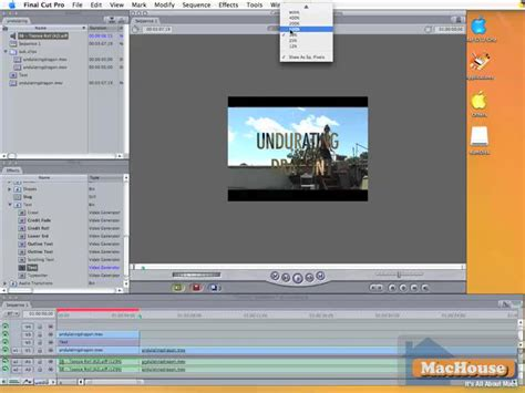 final cut pro basics final cut pro basic techniques series 10 mac only
