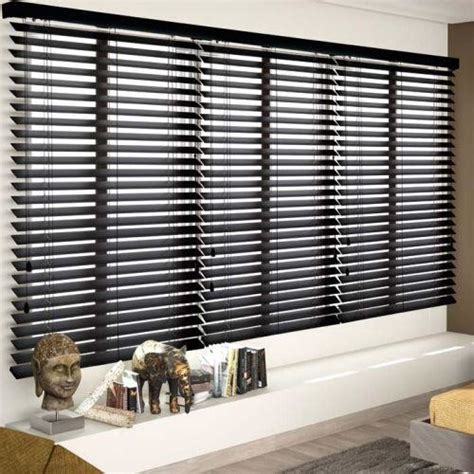 American Blinds American Blinds Signature Wood Blinds In Wenge